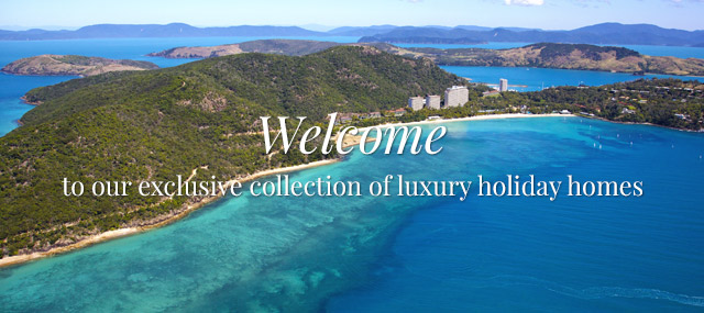 Hamilton Island Luxury Homes Screenshot