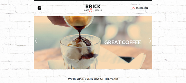 Brick Cafe' Screenshot
