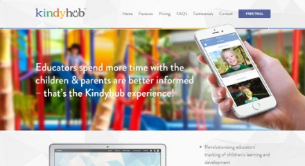 Early childhood documentation software