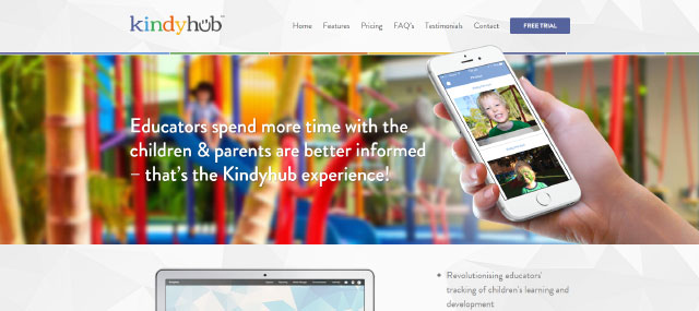 Kindyhub Screenshot
